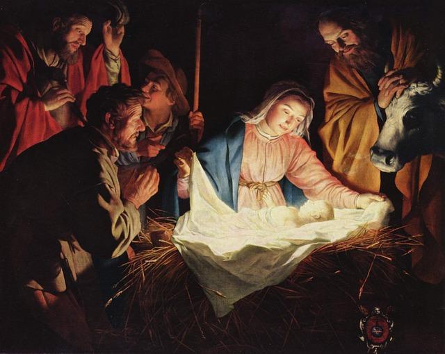 Niečo málo o sviatku Vianoce